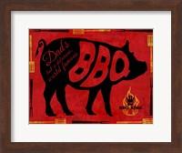 BBQ 1 Fine-Art Print