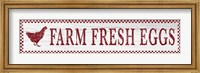 Farm Fresh Eggs, Fine-Art Print