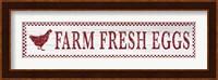 Farm Fresh Eggs, Fine-Art Print