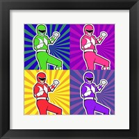 Power Ranger 2 Fine-Art Print