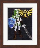 Zelda2 Fine-Art Print