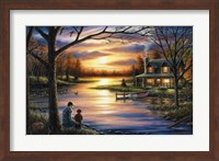 Father and Son Fine-Art Print