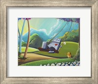 The Swing Fine-Art Print