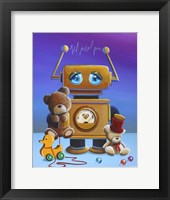 The Toy Robot Fine-Art Print