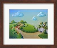 Peter Rabbit 3 Fine-Art Print