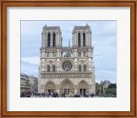 Notre Dame de Paris I Fine-Art Print