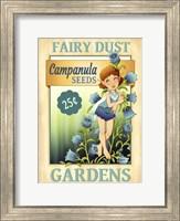 Campanula Seeds Fine-Art Print