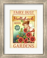 Hollyhock Seeds Fine-Art Print