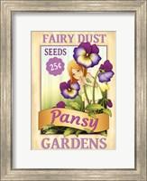 Pansy Seeds Fine-Art Print