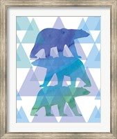 Geometric Polar Fine-Art Print