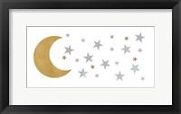 Moon & Stars Fine-Art Print