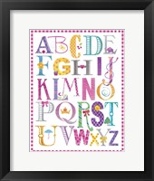 Baby Girl Alpha Fine-Art Print