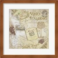 Italian Wine Fine-Art Print