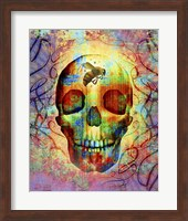 Bee Skull Fine-Art Print