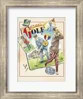 Golf Evolution Fine-Art Print