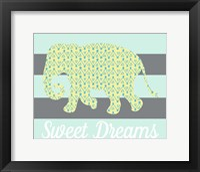 Elephant Sweet Dreams Fine-Art Print