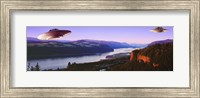 Flying Saucers In The Oregon Gorge Fine-Art Print
