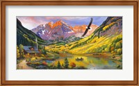 Rocky Mountain Retreat Fine-Art Print