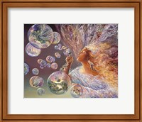 Bubble Flower Fine-Art Print
