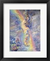 Iris, Keeper Of The Rainbow Fine-Art Print