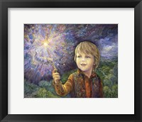 Young Wizard Fine-Art Print