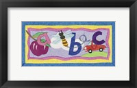 ABC Panel Fine-Art Print