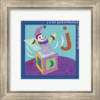 J is For Jack Fine-Art Print