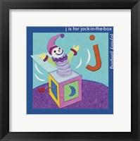 J is For Jack Fine-Art Print