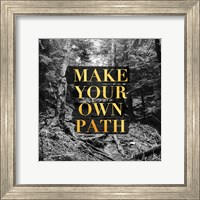 Make your Own Path Fine-Art Print