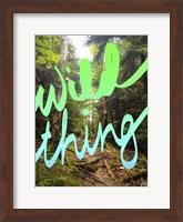 Wild Thing 2 Fine-Art Print