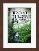 Blessed are the Curious Fine-Art Print