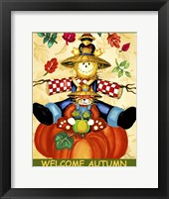 Welcome Autumn Fine-Art Print