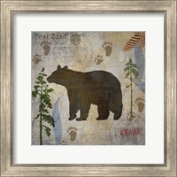 Bear Lodge Fine-Art Print