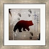 Bear Tracks Fine-Art Print