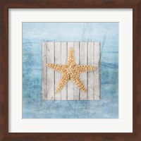 Framed Gypsy Sea V2 2 Fine-Art Print