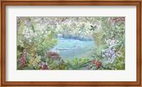Cascata Tropicale Fine-Art Print