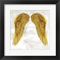 Angel Wings IV Fine-Art Print