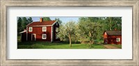 Sweden House Fine-Art Print