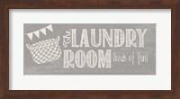 Laundry Room II Fine-Art Print