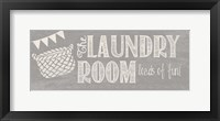 Laundry Room II Fine-Art Print