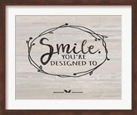 Smile Fine-Art Print
