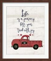 Life is a Journey Fine-Art Print