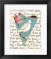 I Love You Fine-Art Print