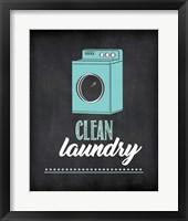 Clean Laundry Fine-Art Print