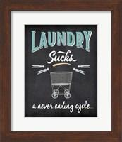 Laundry Sucks Fine-Art Print
