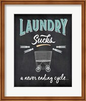 Laundry Sucks Fine-Art Print