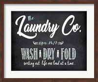 Laundry Co. Fine-Art Print