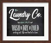 Laundry Co. Fine-Art Print