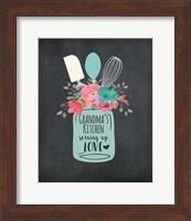 Grandma's Kitchen Fine-Art Print
