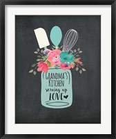 Grandma's Kitchen Fine-Art Print